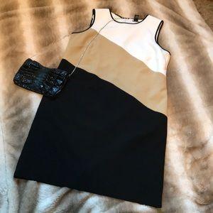 Ann Taylor sleeveless sheath dress sz 16